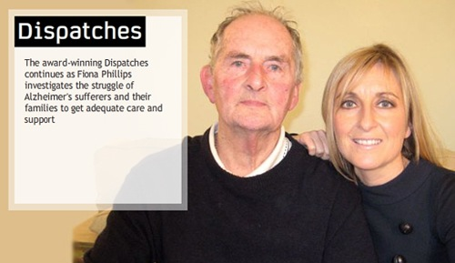 """Mum, Dad, Alzheimers and Me"""