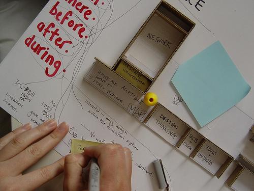 Redjotter Lauren Currie Service Design
