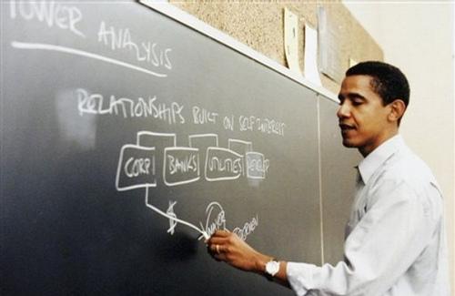 Obama Profile