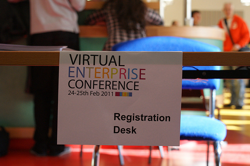 Virtual Enterprise Conference