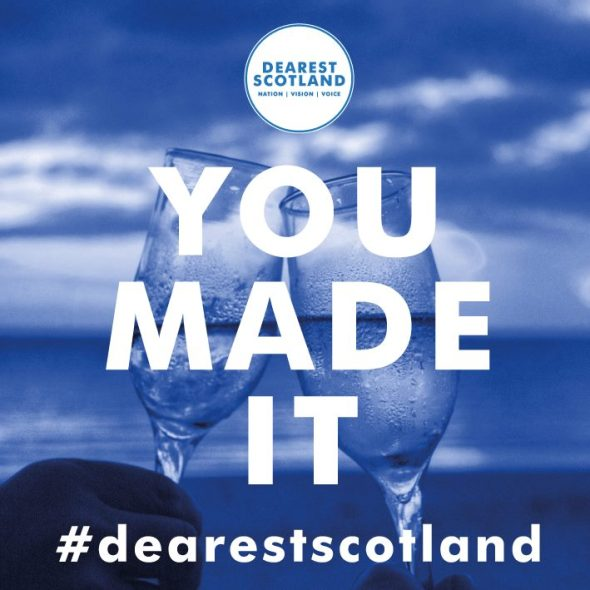dearestscotland_you_made_it